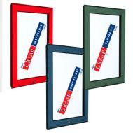 Colour Lockable Snap Frames