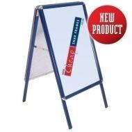Cheap A0 Blue A-board