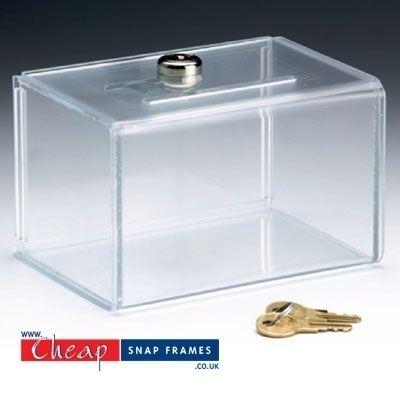 Small Suggestion Box - Lockable