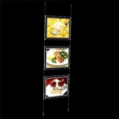 Three x A3 Landscape Light Micro Pocket Kit