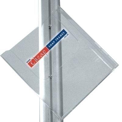 Angled Leaflet Dispenser MDS