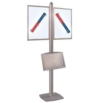 A2 Modular Display Kit & Shelf