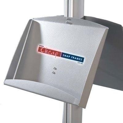 Steel Brochure Shelf for MDS