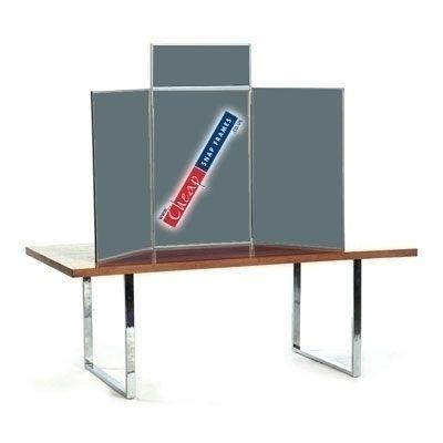 Grey Maxi Table Top Display Kit