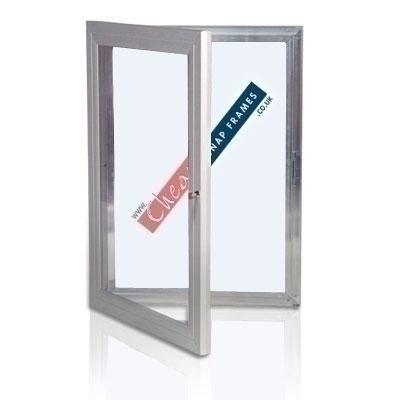 39 20 x 30 lockable exterior light box in aluminium secure